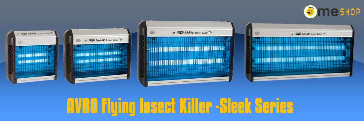 Avro Flying insect killer - Sleek Series