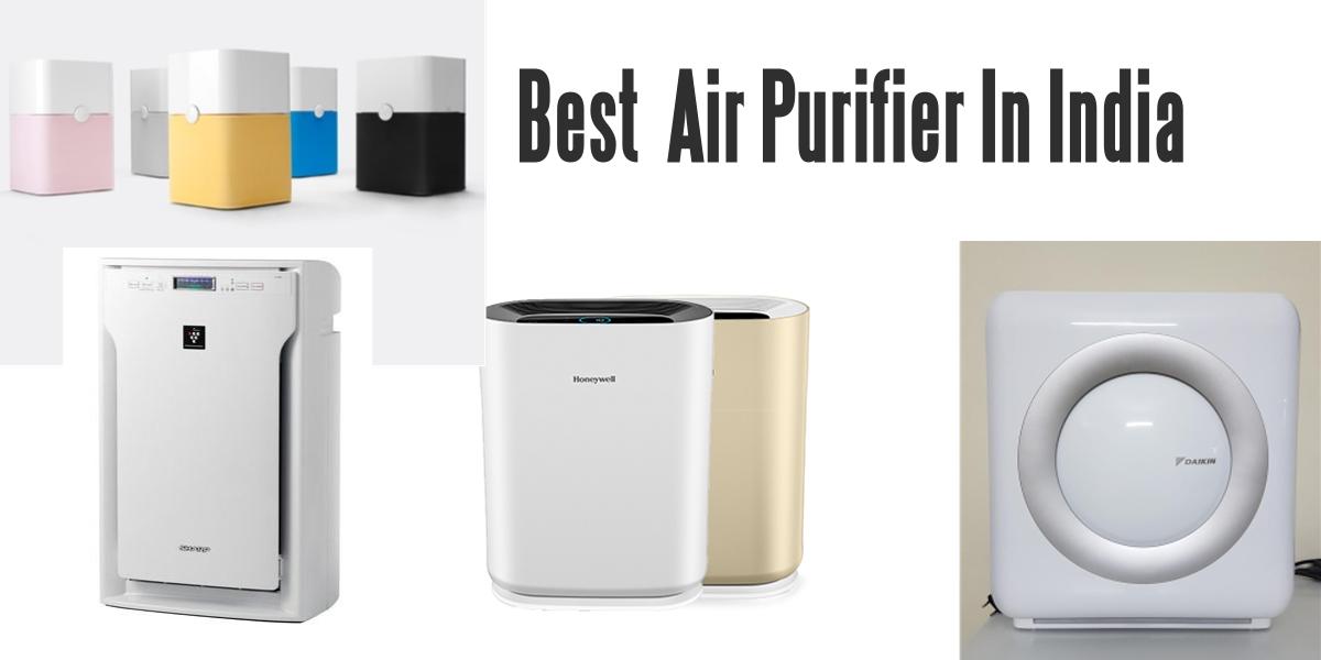 Air Purifier Comparison- Blueair 211 VS. Honeywell Air touch P vs. Daikin Mc76VVM6 Vs Sharp Air purifier FU-A80E-W.