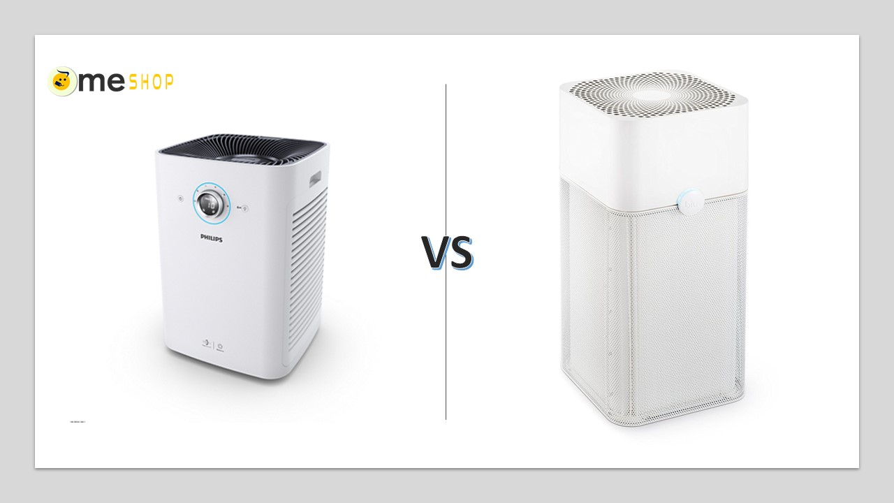 Performance and price Comparison Of Blueair Pure 121 VS. Philips AC-6609. find out which is best air purifier?