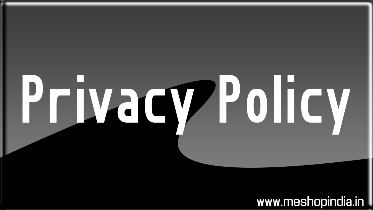me shop privacy policy banner
