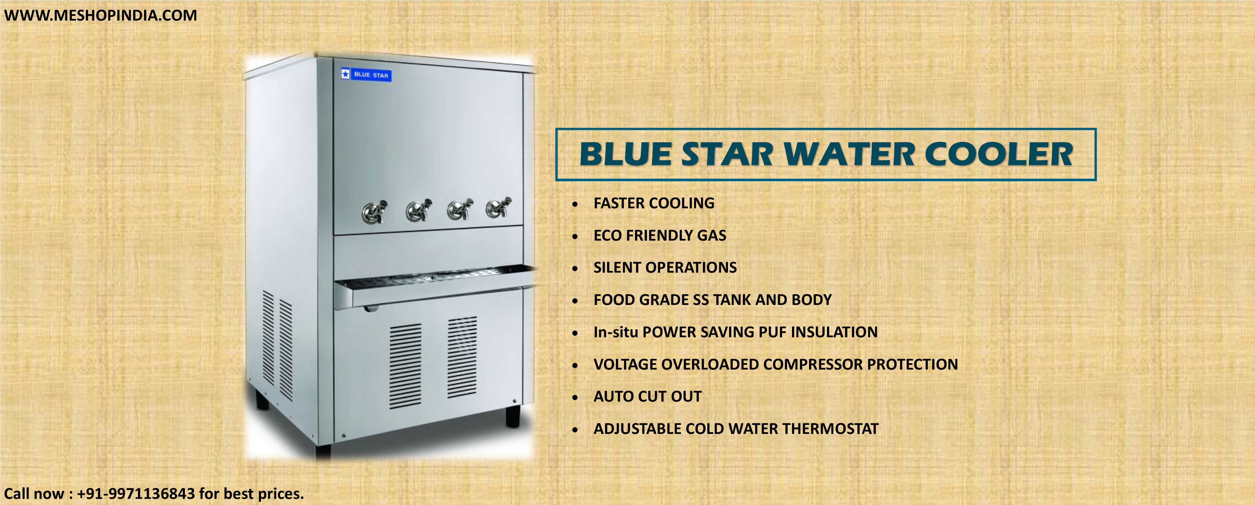 Top Water Cooler manufacture in India.