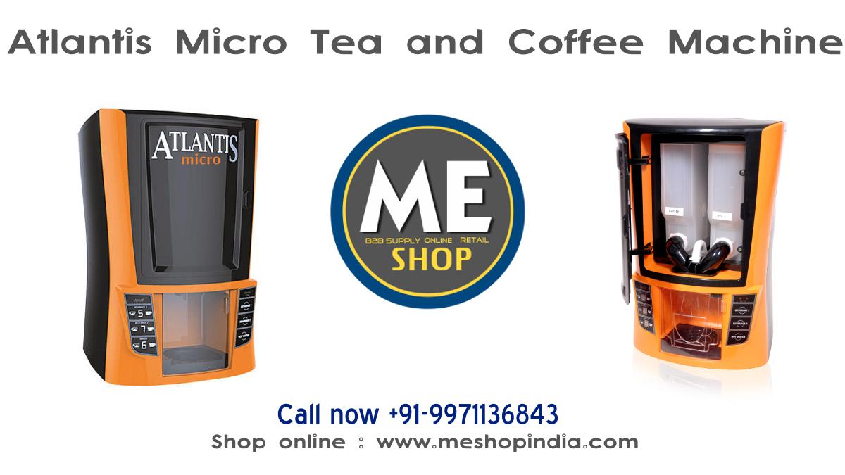 Atlantis Micro Coffee vending machine
